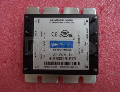 VI-AIM-I1 VI-AIM Universal AC Input Front End Module