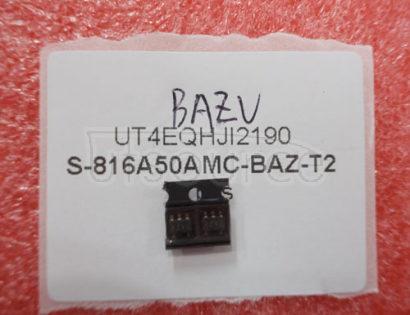 S-816A50AMC-BAZ-T2 EXTERNAL   TRANSISTOR   TYPE   CMOS   VOLTAGE   REGULATOR