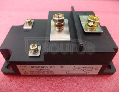 QM300HA-24 HIGH POWER SWITCHING USE INSULATED TYPE