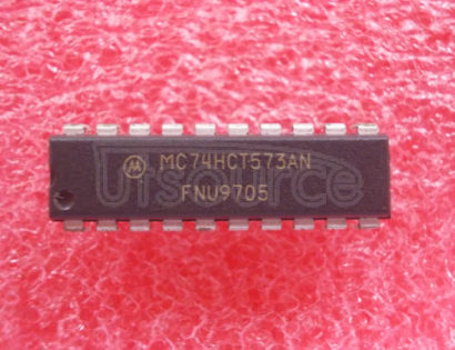 MC74HCT573AN Octal 3-State Noninverting Transparent Latch with LSTTL Compatible Inputs
