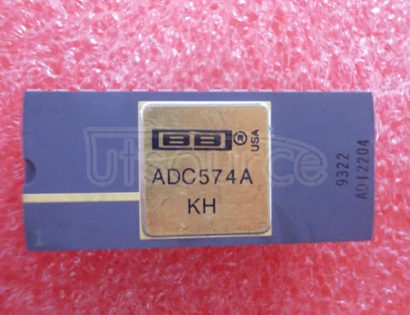 ADC574A Microprocessor-Compatible ANALOG-TO-DIGITAL CONVERTER