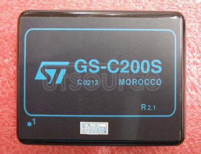 GS-C200S Intelligent Stepper Motor Controllers