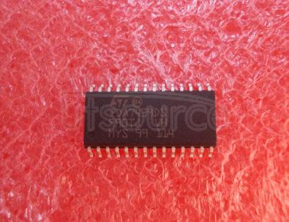 TDA7439DS THREE BANDS DIGITALLY CONTROLLED AUDIO PROCESSOR