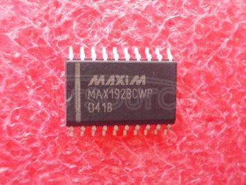 MAX192BCWP