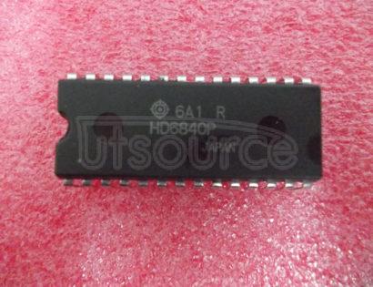 HD6840P PTMProgrammble Timer Module