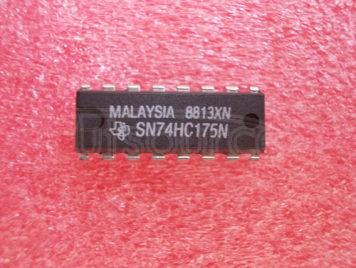 SN74HC175N