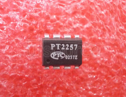 PT2257 Electronic Volume Controller IC