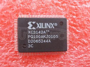 XC3142A-3PQ100C