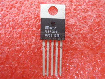 MIC4576BT