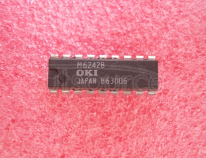 MSM6242B CMOS Real Time Clock/Calendar/,2V
