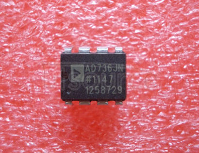 AD736JNZ Low Cost, Low Power, True RMS-to-DC Converter