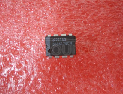DS96176CN RS-485/RS-422 Differential Bus Transceiver