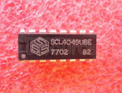 SCL4049UBE