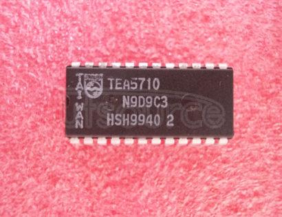 TEA5710 AM/FM radio receiver circuitAM/FM