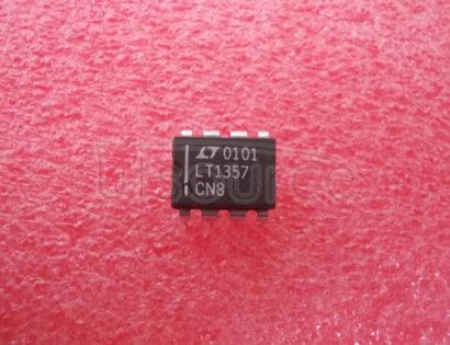LT1357 25MHz, 600V/μs Op Amp25MHz, 600V/μs