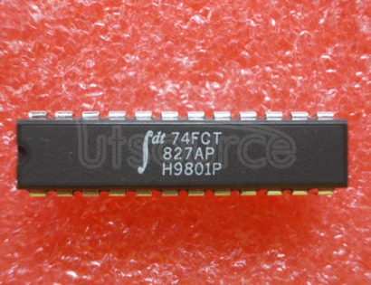 74FCT827AP HIGH-PERFORMANCE CMOS BUFFERS