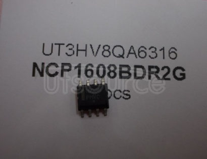 NCP1608BDR2G Critical   Conduction   Mode   PFC   Controller   Utilizing   OTA