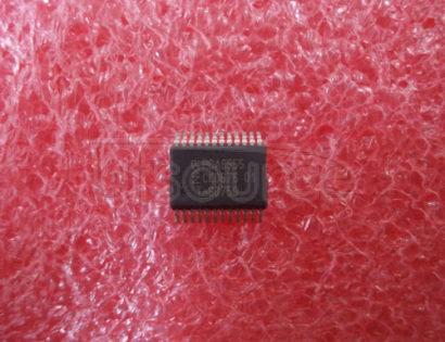 PCA9555DB 16-bit I2C and SMBus I/O port with interrupt