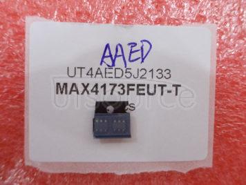 MAX4173FEUT-T