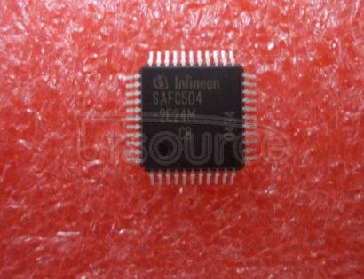 SAFC504-2E24M 8-Bit   Single-Chip   Microcontroller