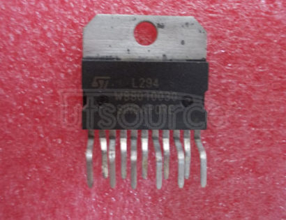 L294 Switch-Mode Solenoid Driver