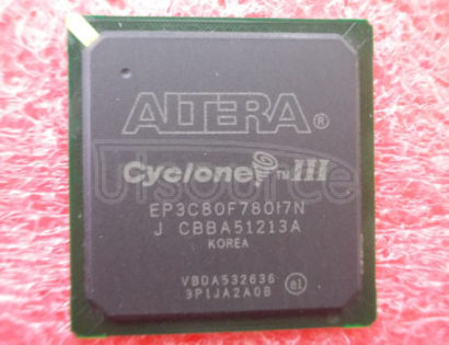 EP3C80F780I7N Cyclone   Series   Device   Thermal   Resistance
