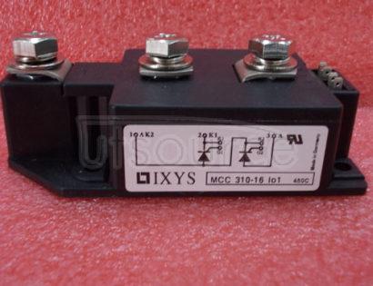 MCC310-16I01 Thyristor Modules Thyristor/Diode Modules