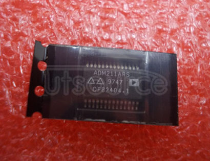 ADM211ARS 0.1 uF, +5 V Powered CMOS RS-232 Drivers/Receivers