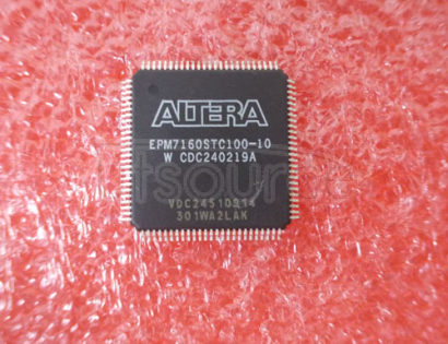 EPM7160STC100-10 IC MAX 7000 CPLD 160 100-TQFP