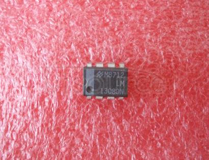 LM13080N Programmable Power Operational Amplifier