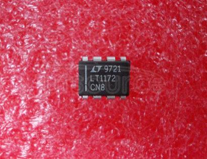LT1172CN8 100kHz, 5A, 2.5A and 1.25A High Efficiency Switching Regulators