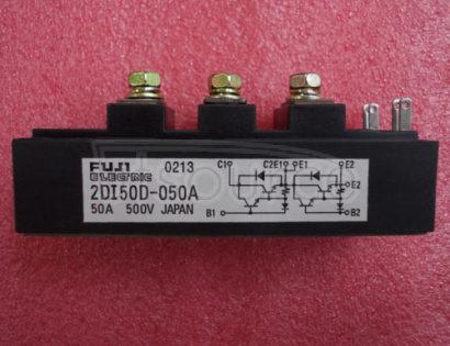 2DI50D-050A POWER TRANSISTOR MODULE