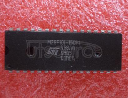 M28F101-150P1 1 Mb 128K x 8, Chip Erase FLASH MEMORY