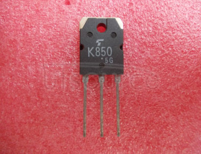 2SK850 FAST   SWITCHING   N-CHANNEL   SILICON   POWER   MOS   FET