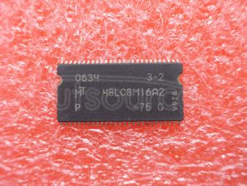 MT48LC8M16A2P-75G