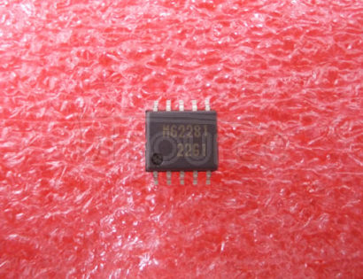 M62281FP Switching Regulator Control Current Mode type AC/DC; Vin V max.: 8.3 to 35; Icc mA max.: 13; Fmax kHz max.: 700; Topr [Tjopr] °C: -20 to +85; Remarks: Primary control MOSFET drive; Package: SOP; Pin count: 10