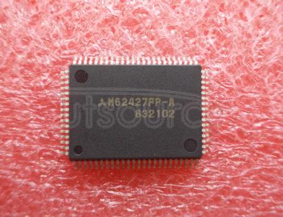 M62427FP SOUND PROCESSOR ICS
