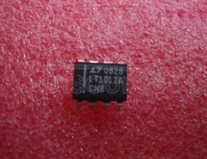 LT1012ACN8 Picoamp Input Current, Microvolt Offset, Low Noise Op Amp
