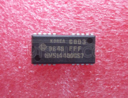 HM514400CS7 x4 Fast Page Mode DRAM