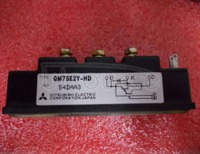 QM75E2Y-HD HIGH POWER SWITCHING USE INSULATED TYPE