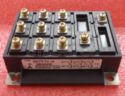 QM75TX-H HIGH POWER SWITCHING USE INSULATED TYPE