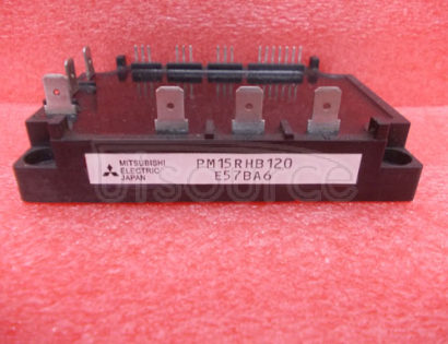 PM15RHB120 TRANSISTOR | IGBT POWER MODULE | 3-PH BRIDGE | 1.2KV VBRCES | 15A IC