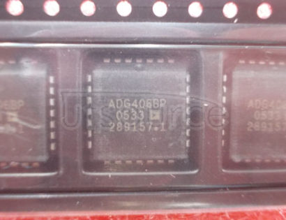 ADG406BP LC2MOS 8-/16-Channel High Performance Analog Multiplexers