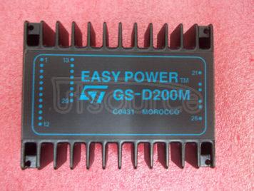 GS-D200M