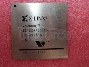 XCV600E-6BG432C