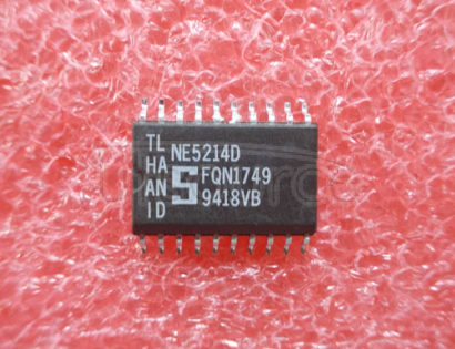 NE5214 High-speed   dual-differential   comparator/sense   amp