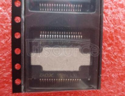 STA508 40V   4.5A   QUAD   POWER   HALF   BRIDGE