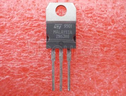2N6388 Silicon NPN Power Darlington TransistorsNPN