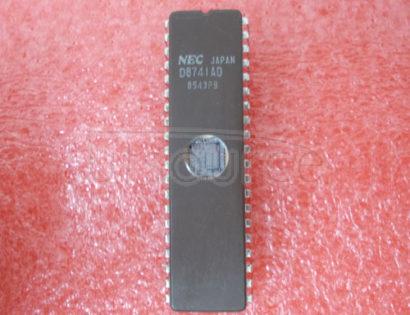 D8741AD 8-Bit Microcontroller