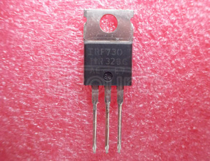 IRF730 N-Channel Power MOSFETs, 5.5A, 350 V/400V